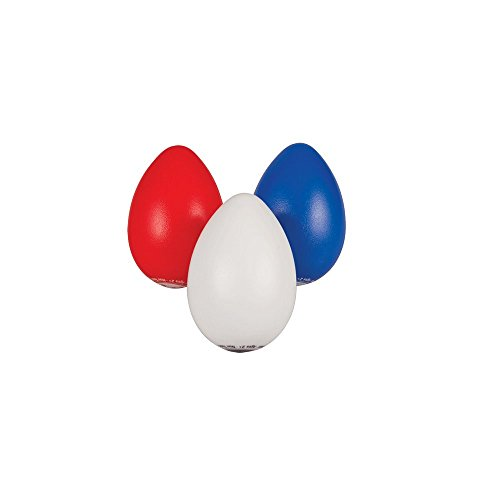 Latin Percussion LP016 Shaker Red/White/Blue ()