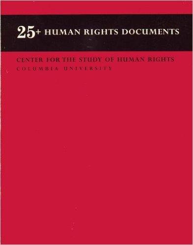 25+ Human Rights Documents PDF