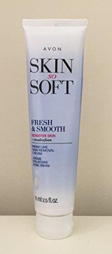 Avon Skin So Soft Fresh And Smooth Sensitive Skin Bikini ...