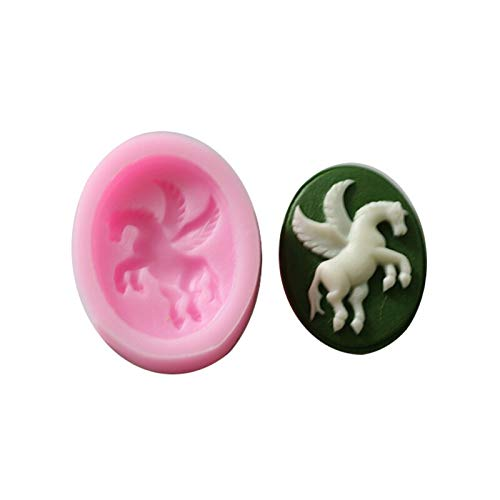 1 piece Halloween new skeleton mask decorative liquid silicone mold turning sugar cake mold]()