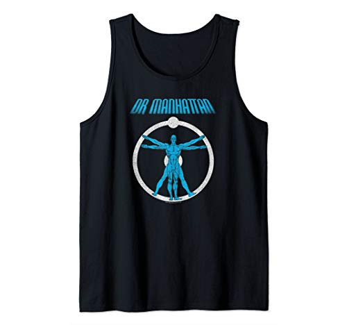 Watchmen Dr. Manhattan Anatomy Tank Top ()