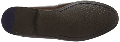 Simeen Para Mocasines Marrón brown Baker 3 Ted Hombre Aqv4n