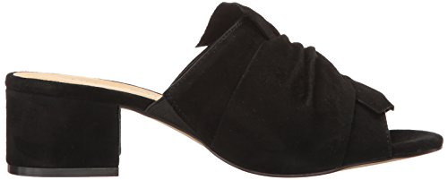 Chinese Laundry Women's Marlowe Slide Sandal Black Suede X4apM5
