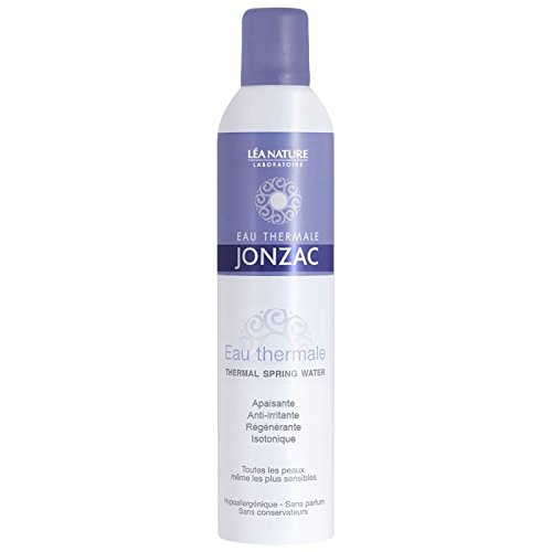 EAU THERMALE JONZAC - Thermal Water Spray - Soothing, Anti-irritant, Regenerating, Toning - Ideal for all skin types - Rich in minerals - Natural - 300 ml Anti Irritant Soothing Moisturizer