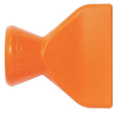 1In Straight Flow Nozzle, 1/4In, PK20