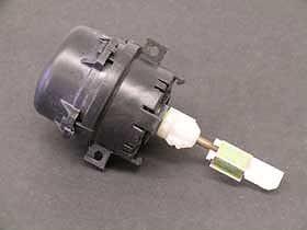 Mercedes w201 Vacuum Element heater case GENUINE