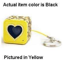 Ycross Rechargeable Mini Speaker Black