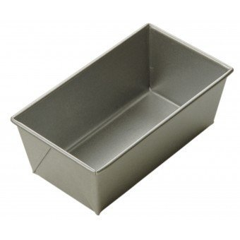 Focus Foodservice Open Top Bread Pan, 10 x 5 inch -- 12 per case. by Focus Foodservice