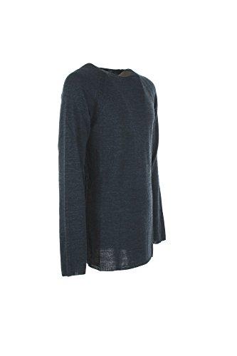 Maglia Uomo Outfit XL Blu Okn050/k001/n00 Autunno Inverno 2017/18