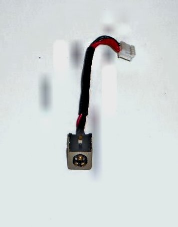 JL098 DC Power Jack Port ASUS K501 K50IJ K60 K60IJ K50AB K50AD K50AF NEW!! (Asus K50ij)