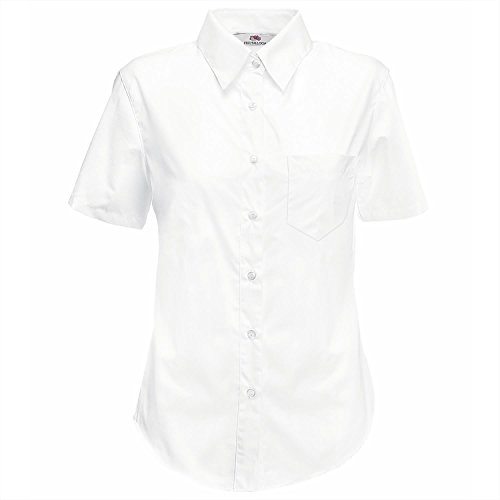 Fit Loom the White Assortie Shirt of de Chemise T Fruit Lady wzHxU