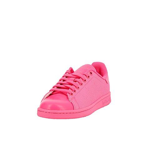 compra poco più tardi adidas uomini stan smith ginnastica scarpe rosa solare