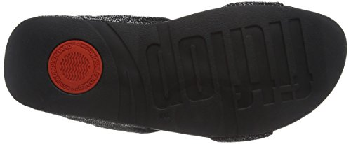 New Black Electra Slippers Slide Fitflop Ladi Micro qRwwFI