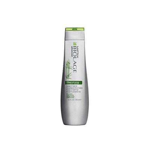 Matrix Biolage Fiberstrong Shampoo (250ml) (Pack of 2)