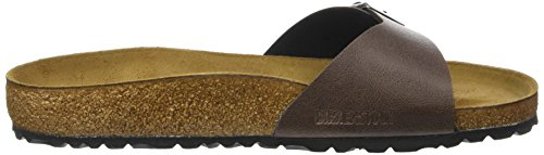 Up Hombre Brown Madrid para Pull Marrón Zuecos Birkenstock t7vYq