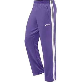 ASICS Men's Track Pant - SIZE: XX-Large, COLOR: Purple
