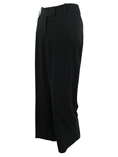 Tahari Women's Pinstripe Trouser Pants (8P, (Pinstripe Spandex Trousers)