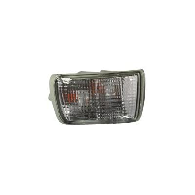 TYC 12-5229-90 Compatible with TOYOTA 4 Runner Passenger Side Replacement Signal Lamp without Daytime Running Lamp: Automotive