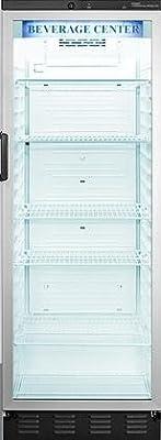 Summit SCR1300 Beverage Refrigeration, Glass/White