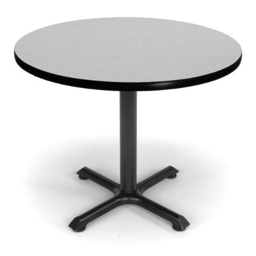 OFM XT36RD-GRYNB Round Multi-Purpose Table - 36