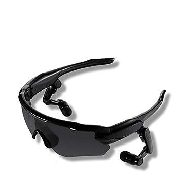 Wiiguda@Gafas de Sol Auriculares Bluetooth 4,1 Auriculares Inalambricos LLamadas a Manos Libres