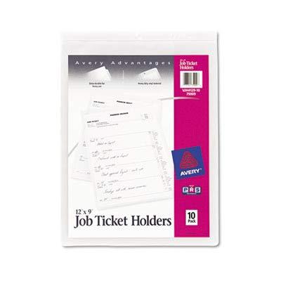 AVE75009 - Avery Job Ticket - Job Ticket Holder Avery