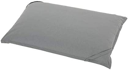 Christopher Knight Home Renata Indoor Water Resistant 5.5 x4 Lounger Bean Bag, Charcoal