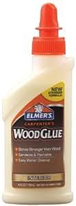 Elmer's Products, Inc E7000 Carpenters Wood Glue4Oz, 4 oz, Tan