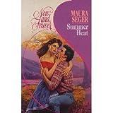 Summer Heat, Maura Seger, 0517008041