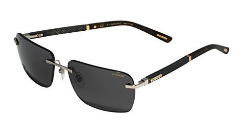 Sunglasses Chopard SCHB 76 Red Gunmetal - For Men Sunglasses Chopard