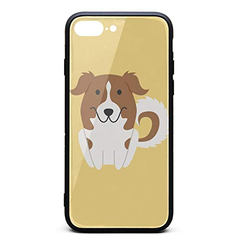 - Lanmeip Rough Collie Shepherd Dog iPhone Case for iPhone 7 Plus/8 Plus with Design for Girls Men Women TPU Frame for 5.5