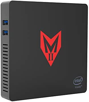 MII-V Mini PC Desktop Ordenador License Windows 10 Multimedia ...
