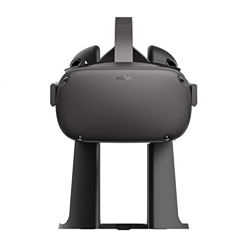 MASiKEN VR Stand for Oculus Rift S, Oculus Quest 32GB/64GB/128GB Virtual Reality Headset – VR Display Mount and Headset…