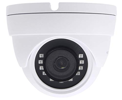 Cheap HDView (Business Series) 5MP Megapixel IP Network Camera H.265 WDR ONVIF PoE, SONY Sensor, Super Matrix EXIR, 2.8mm Wide Angle Lens 3-Axis, Eyeball Dome, VCA Intelligent Analytics