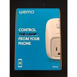 WeMo Control Switch WiFi Smart Plug F7C060