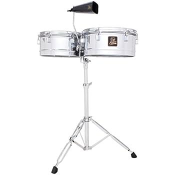 Amazon Com Latin Percussion John Dolmayan Mini Timbales