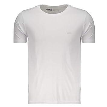 59b6527b8 Camiseta Olympikus Essential Branca: Amazon.com.br: Esportes e Aventura