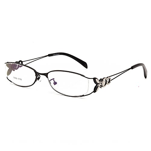 deccecc3096 Langford Fashion Fadeless Eyeglass Frames For Women 52mm Plastic Lens