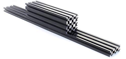 HEASEN 2020 Extrusión de aluminio para Kossel & Kossel XL RepRap ...