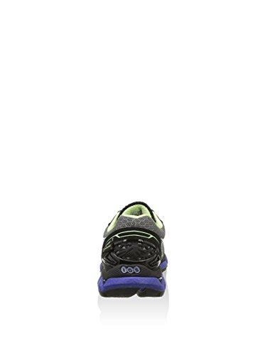 Asics, Scarpe da corsa donna Nero / viola 6,5 US - 37,5 EU