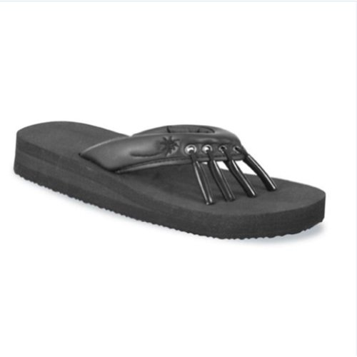 Yoga Sandals®, Originals, Black, Medium (6 -7.5), 1 Pair