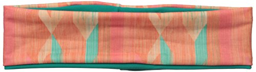 - prAna Women's Reversible Headband, Summer Peach Gemstone, One Size