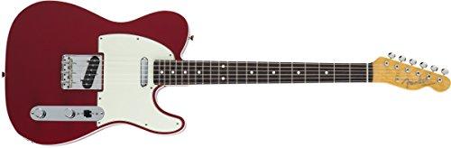 Fender 전기 기타 MIJ Traditional 60s Telecaster® Custom Rosewood Torino Red