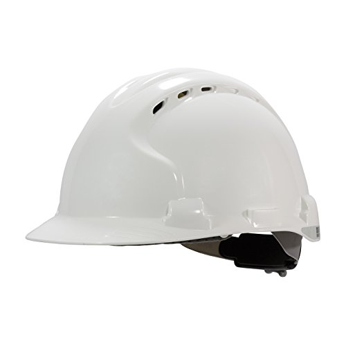 MK8 Evolution 280-AHS150V-10 Vented, Type II Hard Hat with HDPE Shell, EPS Impact Liner, Polyester Suspension and Wheel Ratchet Adjustment