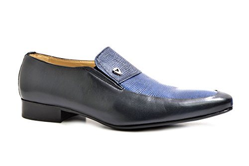 Slip 55 Sko Menns Navy Smart Vitelo Skinn M on qrAwCtwX0
