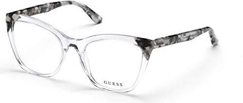Gafas unisex Guess no polarizadas con efecto ojos de gato.
