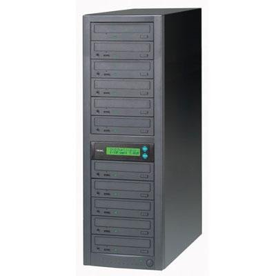 Teac 10 Target Standalone SATA CD/DVD Duplicator