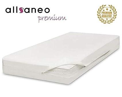 Allsaneo Premium Encasing Matratzenbezug 100x200x24 Cm