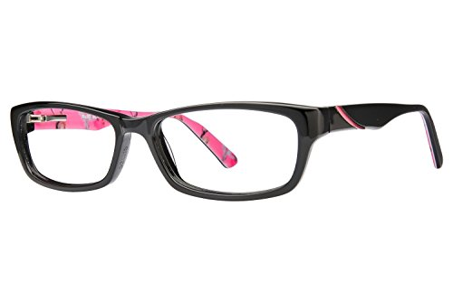 REALTREE APC EYEGLASS FRAME WOMEN R480 BLACK PINK CAMO - Brand Name Reading Glasses Frames