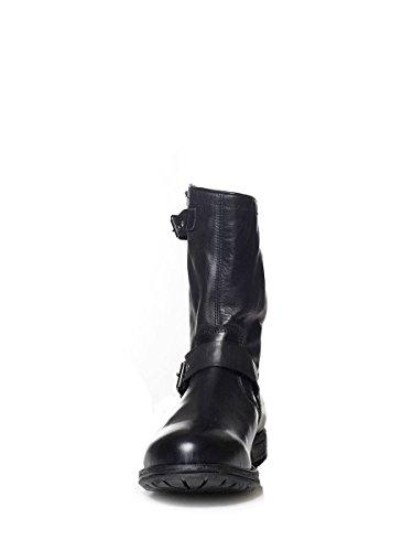 UOMO UOMO STIVALETTO STIVALETTO MainApps Leather Black MainApps Leather Black STIVALETTO UOMO MainApps AwFIdqw8